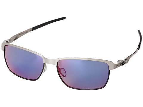 Oakley - Tinfoil (+ Red Iridium Polarized w/ Light) Fashion Sunglasses