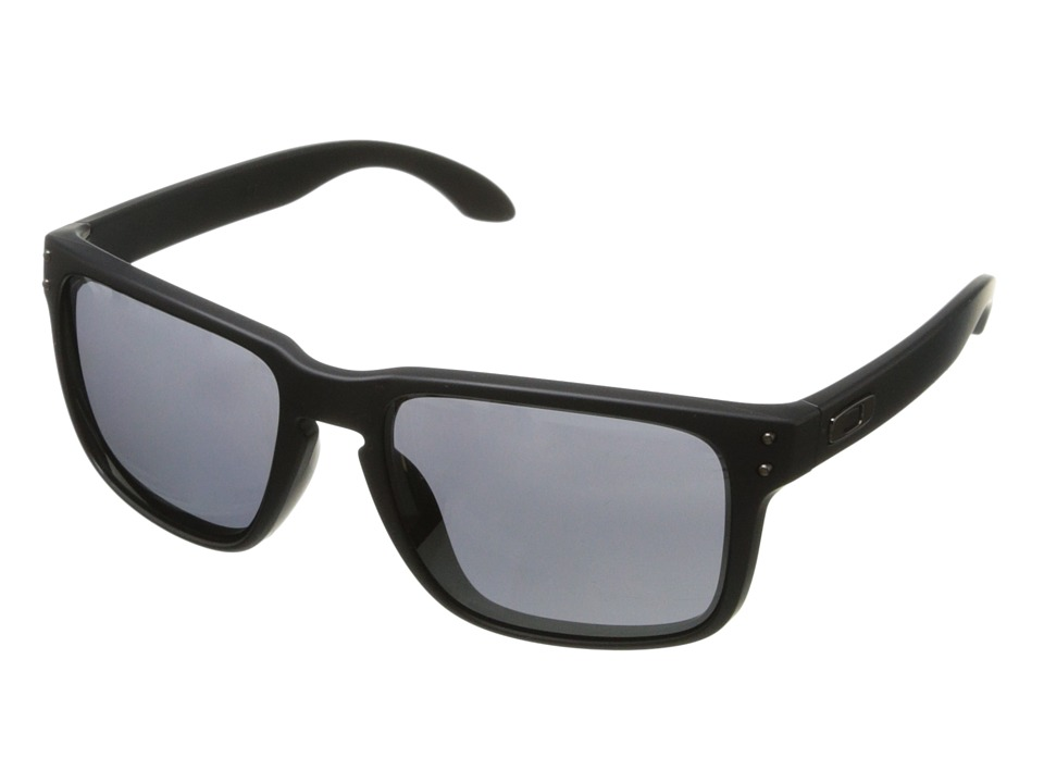 cb89abe3d33ae UPC 700285969169 product image for Oakley Holbrook (Black Iridium w  Matte  Black) Sport ...
