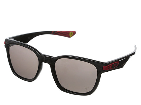 Oakley - Garage Rock (Warm Grey w/ Polished Black) Plastic Frame Sport Sunglasses