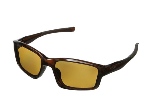 Oakley - Chainlink (Bronze Polarized w/ Polished Rootbeer) Fashion Sunglasses