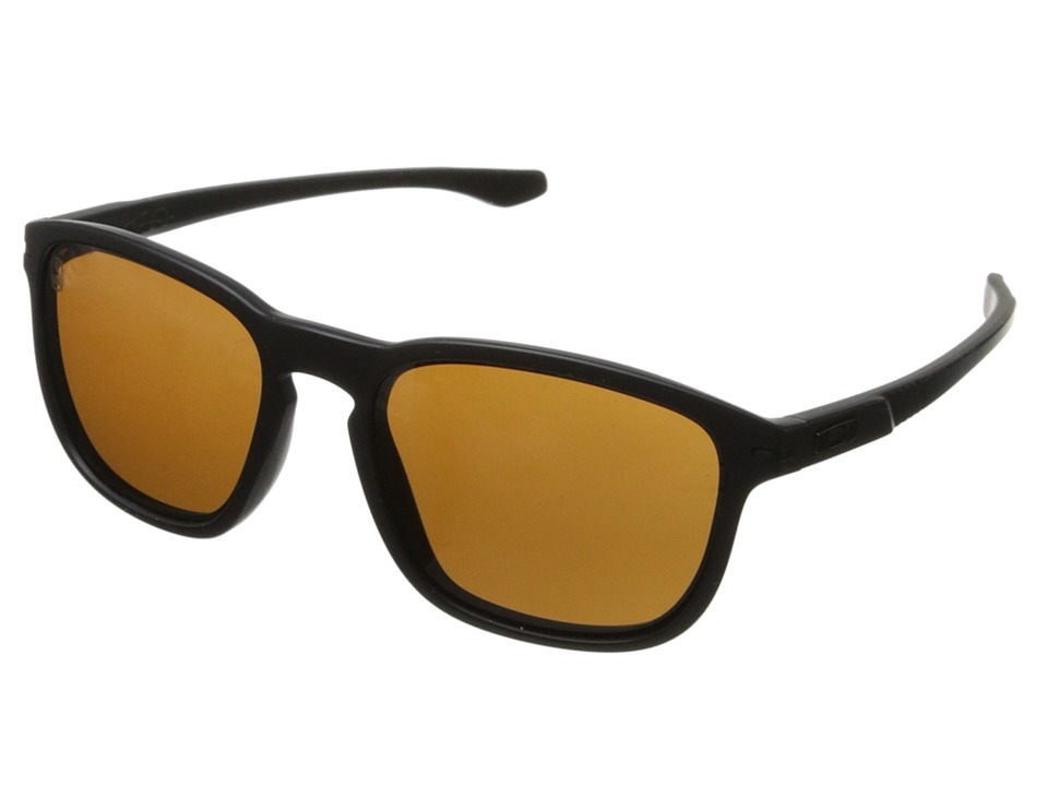 Oakley - Enduro (Dark Bronze w/ Matte Black) Fashion Sunglasses