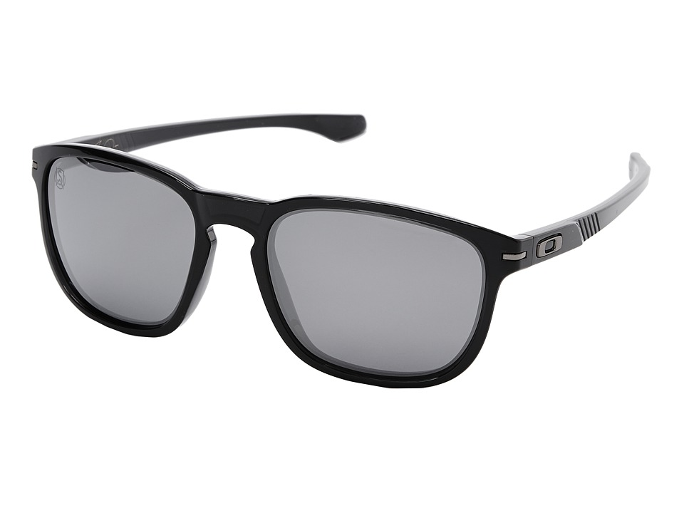 Oakley - Enduro (Black Iridium w/ Black Ink) Fashion Sunglasses