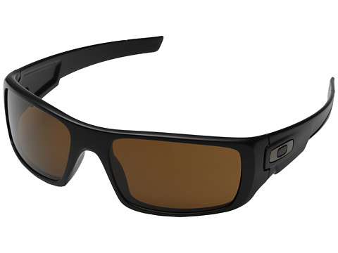 Oakley - Crankshaft (Dark Bronze w/ Matte Black) Fashion Sunglasses