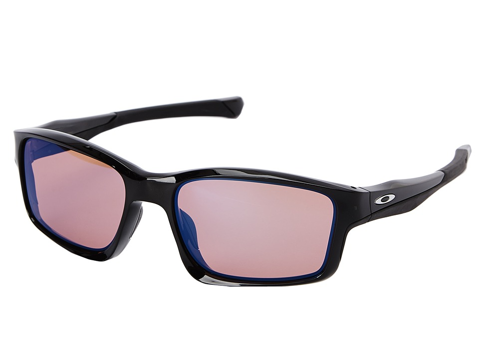 Oakley - Chainlink (G30 Iridium w/ Polished Black) Fashion Sunglasses