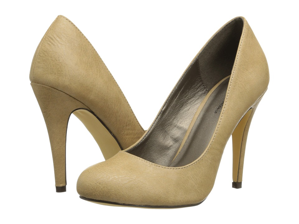 Michael Antonio Lydia (Natural) High Heels