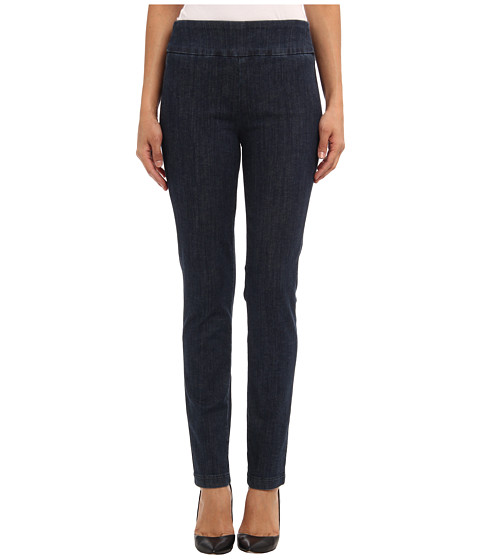 Miraclebody Jeans - Janis Pull-On Tapered Jean in Shanghai (Shanghai) Women's Jeans