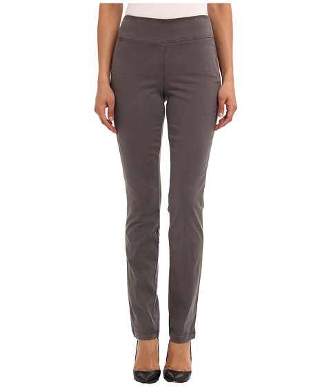 Miraclebody Jeans - Janis Pull-On Tapered Sueded Sateen (Shadow) Women