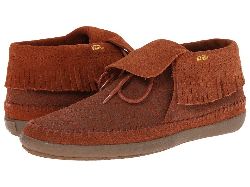 Vans - Mohikan W ((Surf Native) Brown Patina/Gold) Women