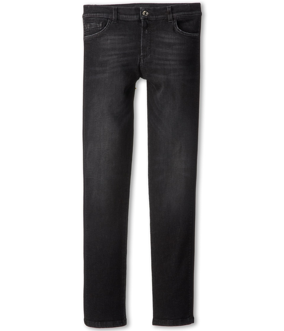 Dolce & Gabbana - 5-Pocket Jeans (Big Kids) (Multi 2) Men's Jeans
