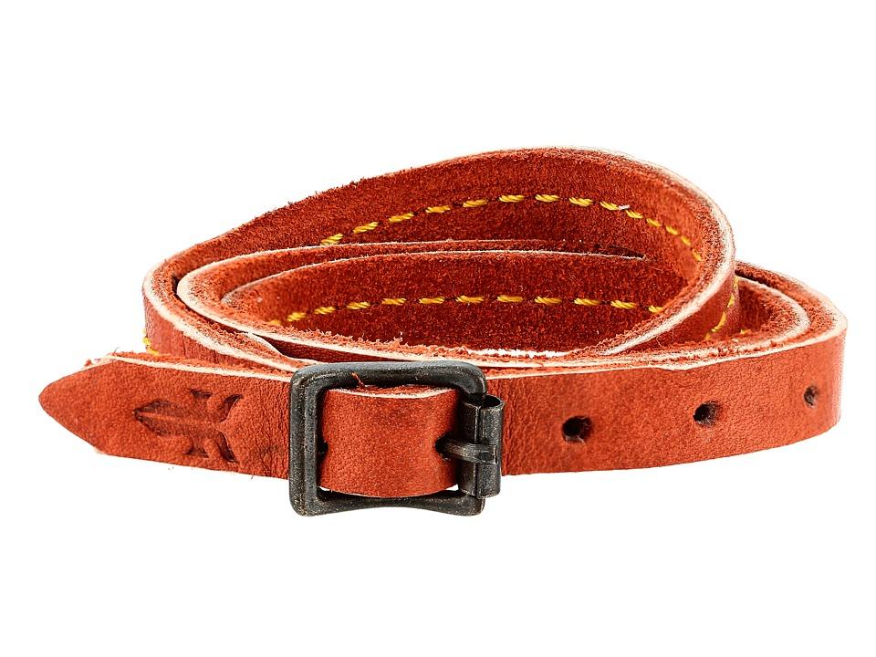 Frye - Campus Wrap Cuff (Burnt Dakota) Bracelet