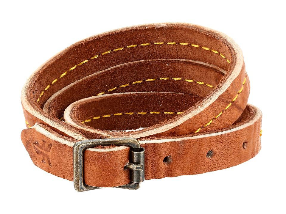 Frye - Campus Wrap Cuff (Saddle Dakota) Bracelet