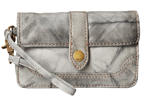 Frye - Campus Wristlet (Grey Dakota) Wristlet Handbags