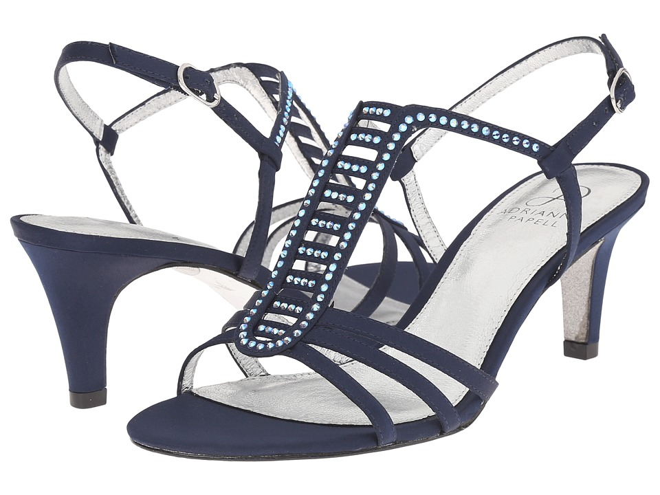 Adrianna Papell Ainsley (Navy) High Heels