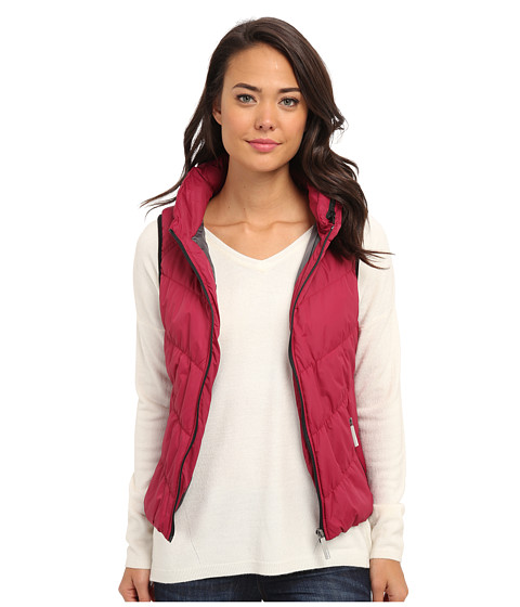 Bench - Snooty C Jacket (Beet Red) Women