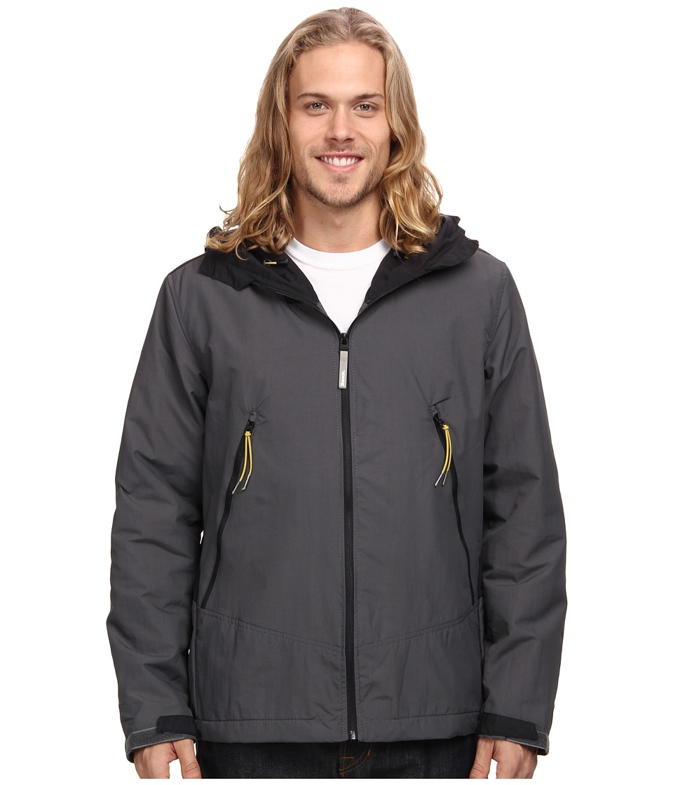 Bench - Vidicont Jacket (Dark Shadow) Men's Coat
