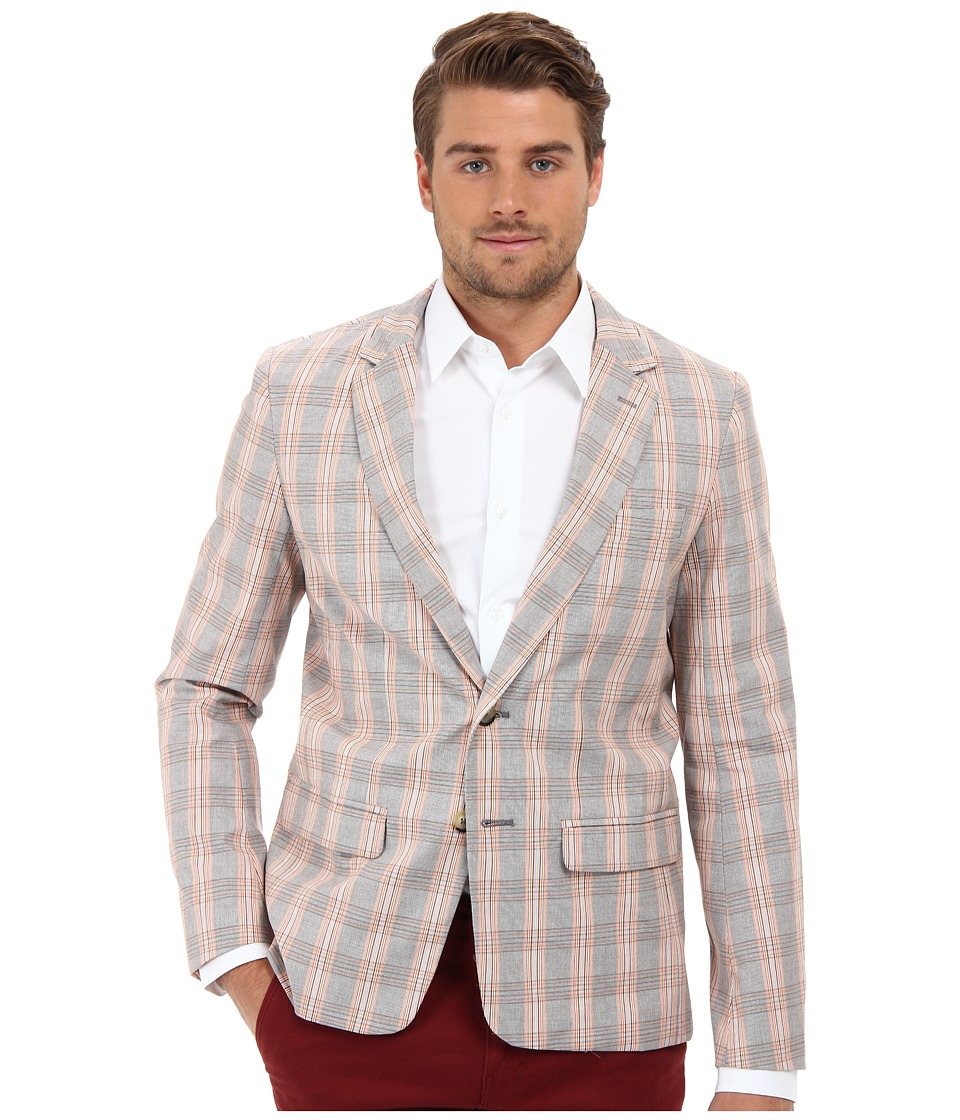 Mr.Turk - Melvin Blazer in Orange (Orange) Men's Jacket