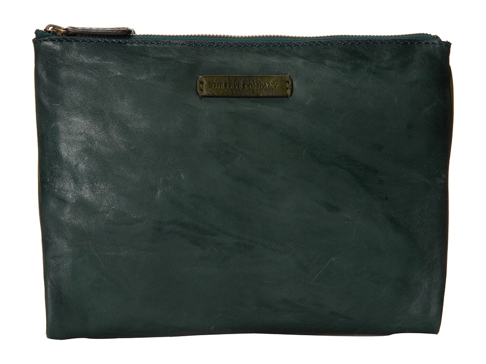 Frye Michelle Tech Clutch (Forest Antique Soft Vintage) Clutch Handbags