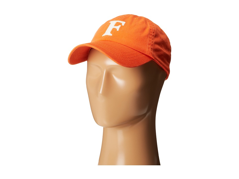 Filson - Initial Chino Cap (Orange) Caps