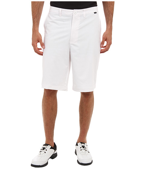 TravisMathew - Hefner Short (White) Men's Shorts