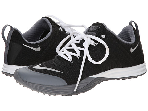 Nike - Lunar Cross Element (Black/Cool Grey/White/Metallic Silver) Women's Cross Training Shoes