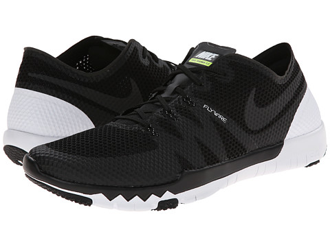 Nike - Free Trainer 3.0 V3 (Black/White/Black) Men's Cross Training Shoes