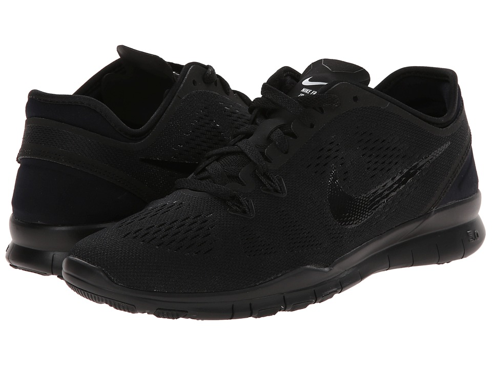 Nike - Free 5.0 TR Fit 5 (Black/Black/Black) Women's Cross Training Shoes