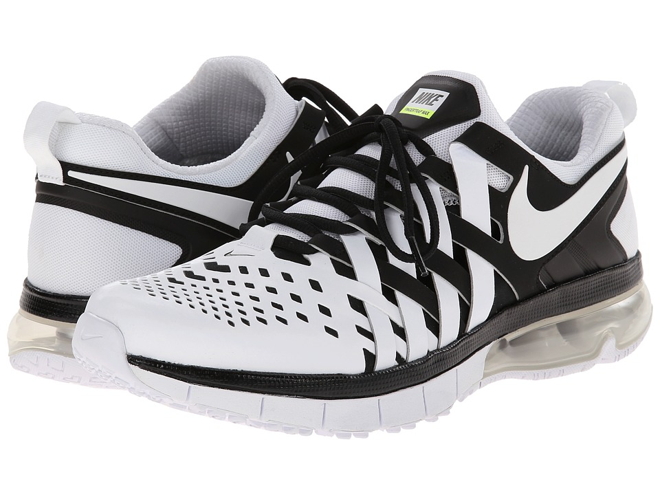 Nike - Fingertrap Max (Black/White/White) Men