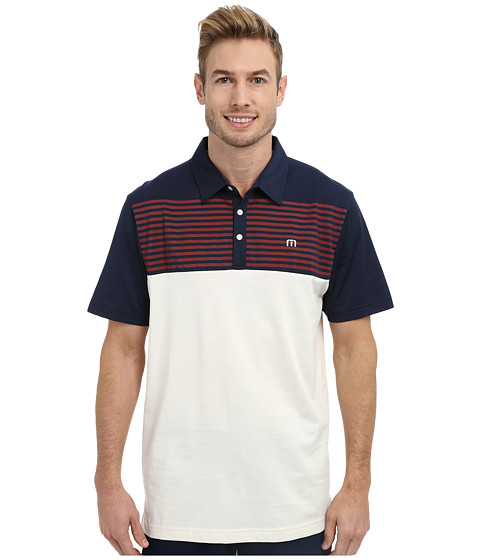 TravisMathew - Largo Polo (Pristine) Men