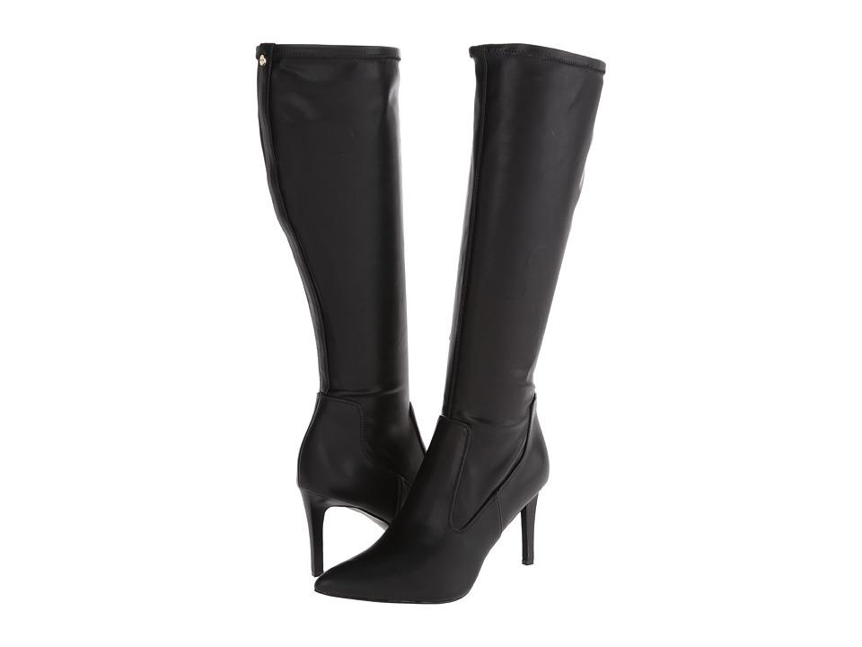 Calvin Klein - Briella (Black Calf/Smooth Stretch) Women