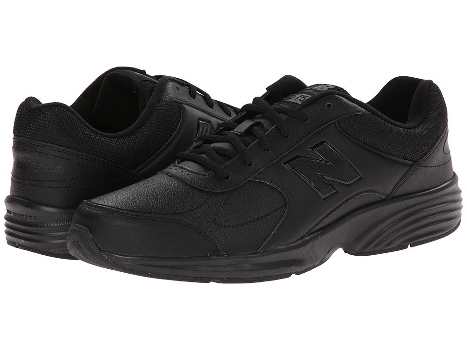 New Balance - MW575 (Black) Men's Shoes
