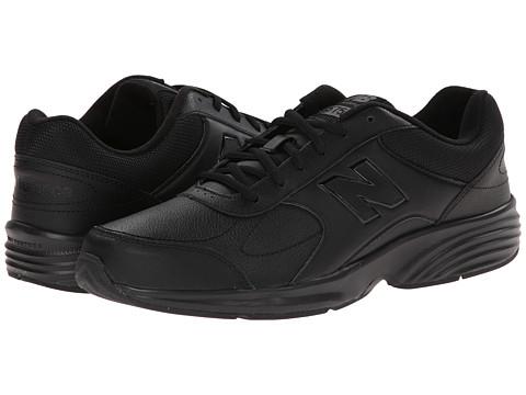 New Balance - MW575 (Black) Men's Shoes