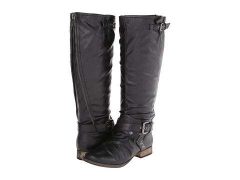 CARLOS by Carlos Santana - Havana Wide Shaft (Black) Women's Boots
