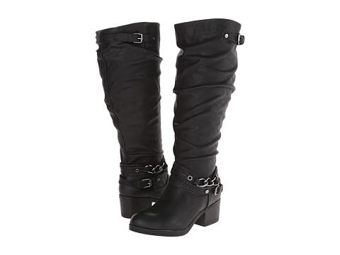 CARLOS by Carlos Santana - Cassie Wide Shaft (Black) Women's Boots