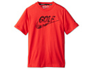 Nike Kids Golf T-Shirt (Big Kids) (Action Red/Black)