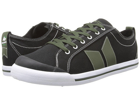 Macbeth - Eliot Vegan (Black/Military Vegan) Skate Shoes