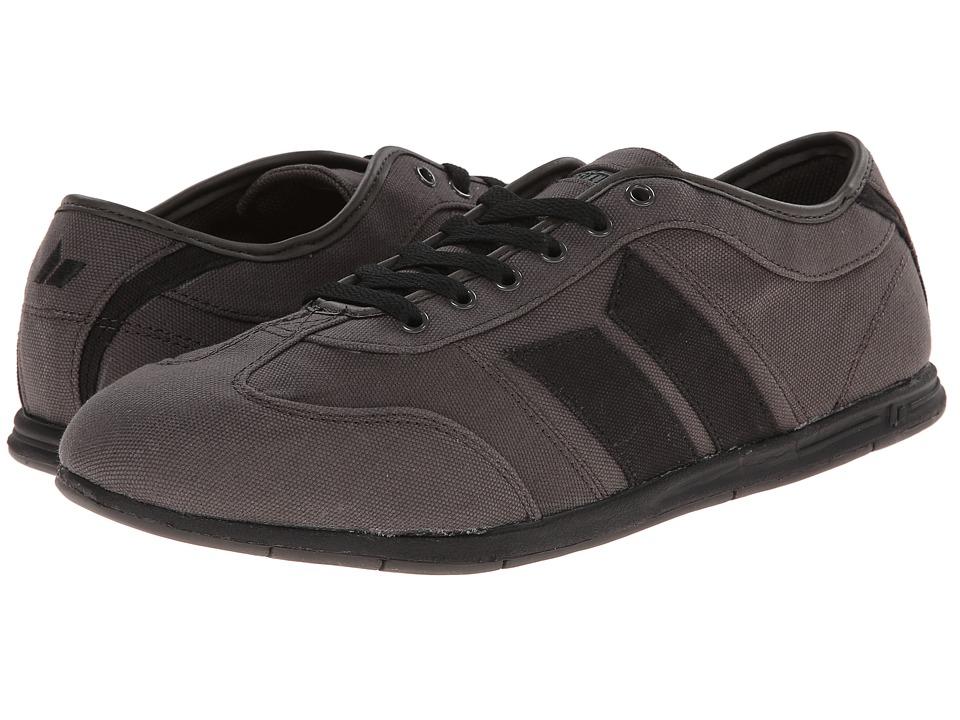 Macbeth - Brighton (Dark Grey/Black Vegan) Men's Skate Shoes