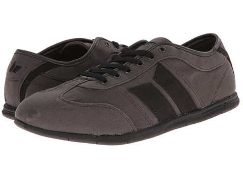 Macbeth - Brighton (Dark Grey/Black Vegan) Men's Skate Shoes