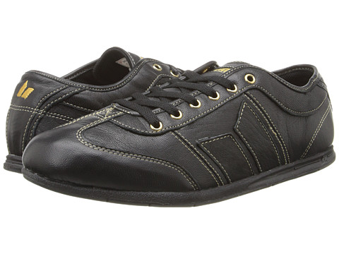 Macbeth - Brighton (Black/Gold) Men's Skate Shoes