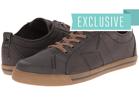 Macbeth - Eliot Vegan (Dark Grey/Gum Vegan) Skate Shoes