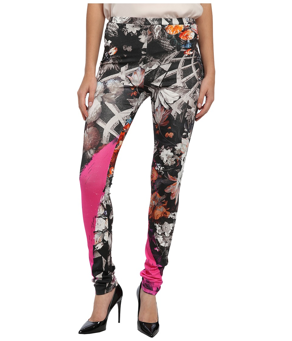 Just Cavalli - Printed Pants (Fuchsia) Women