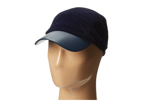 BCBGeneration - Velvet Baseball (Dragonfly Blue) Baseball Caps