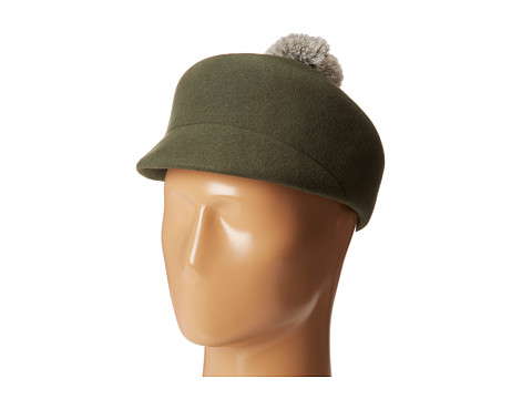 BCBGeneration - Pom Pom Cadet (Cadet) Traditional Hats