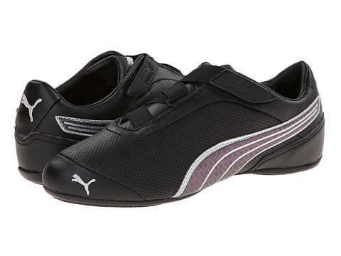 PUMA - Soleil v2 S/O (Black) Women's Classic Shoes