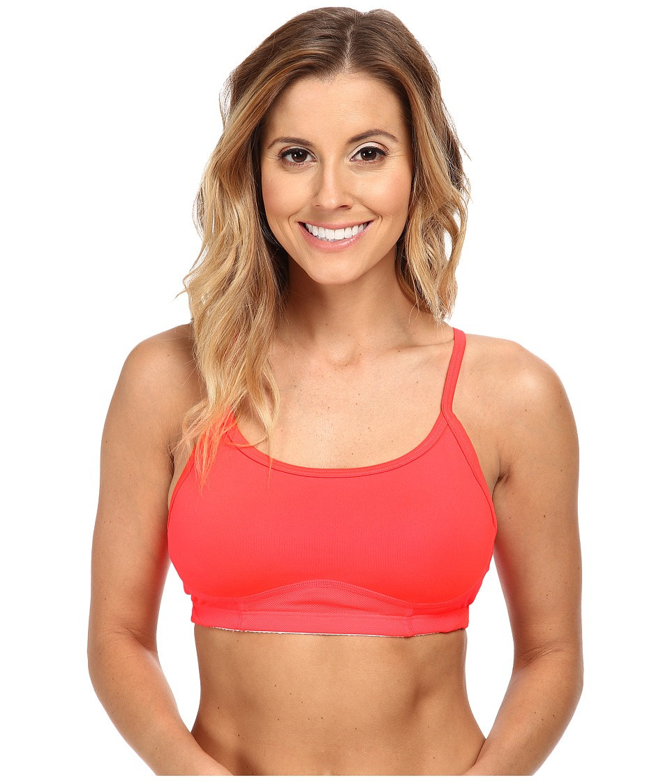 New Balance - Tenderly Obsessive (Bright Cherry) Women's Bra