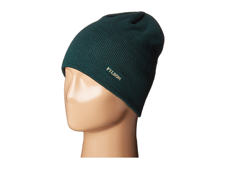 Filson - Wool Skull Cap (Green) Caps