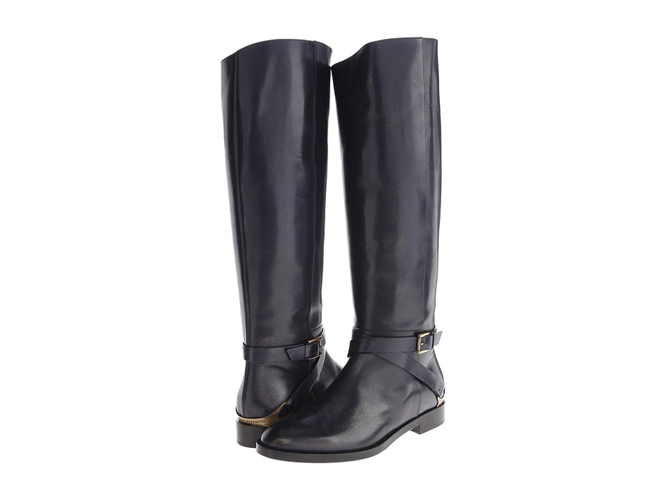 Fratelli Rossetti - Rossetti Classic Riding Boot (Navy) Women's Dress Boots