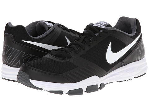 Nike - Air One TR 2 (Black/Dark Grey/White) Men's Cross Training Shoes