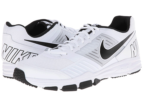 Nike - Air One TR 2 (White/Pure Platinum/Black) Men's Cross Training Shoes