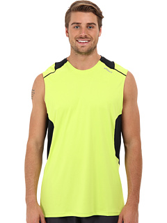 SALE! $17.99 - Save $20 on ASICS Favorite Sleeveless (Wow Black) Apparel - 52.66% OFF $38.00