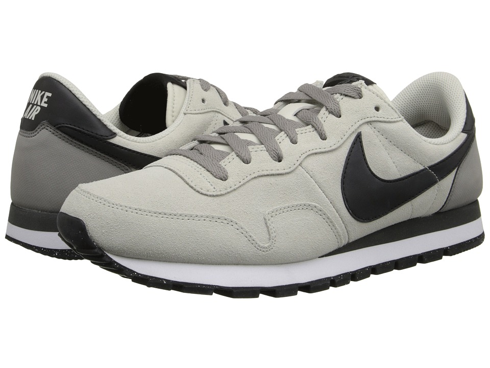 Nike - Air Pegasus 83 Leather (Light Bone/Midnight Fog/Dust/Black) Men's Classic Shoes